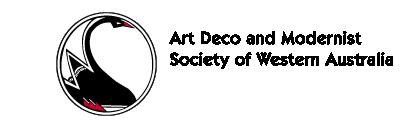 Art Deco and Modernist Society of Western Australia